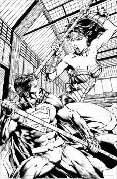 Wonder Woman 37 AltCover by BATTinks