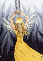 Burning Angel by Misax3Misa