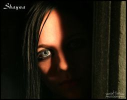 Shayna in Creepy Corners by DeviantDesires