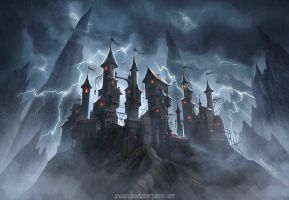 The Castle of the White Rat. by ClaudioBergamin