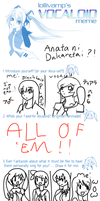 xVocaloidFanx's Vocaloid Meme by xVocaloidFanx