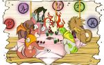 Okami Poker by PixelMagus