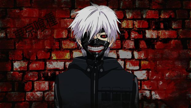 Tokyo Ghoul - Anime Wallpaper 1 by ng9