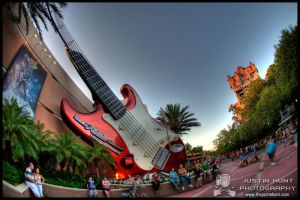 Stratocaster by justinmikehunt