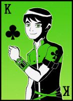 Ben 10 Trump Card 1 by CheshireP