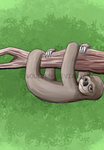 Sloth by Woulvun