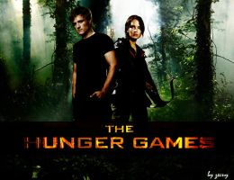 The hunger games II by zecuy