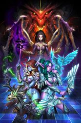 Heroes of the Storm by dinmoney