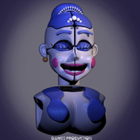 Ballora  WIP by GamesProduction