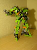 mean green machine - O.R.E. by Nin-jueTheKirin