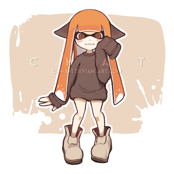 Chat Splatoon by C-H-A-T