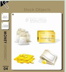 Object Pack - Money by iMouritsa