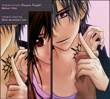 Colouring: Zeki -Teasing by Relie