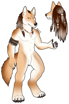 ART TRADE: Dingo Design by Rott-i-kins