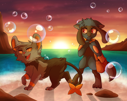 Relic fragment 2k17 by Ivory-Luxray