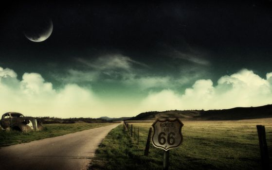 Route 66 -XL by nuaHs