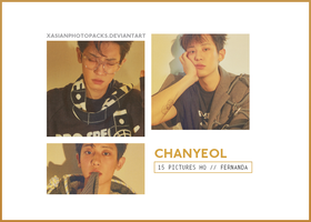 Photopack 2418 // ChanYeol (EXO) by xAsianPhotopacks