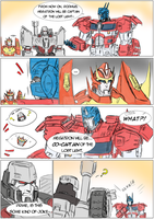 He Will Be The Co-Captain by Blitzy-Blitzwing