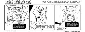 The Daily Straxus Book 2 Part 42 by AndyTurnbull