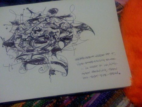 studio journal contribution by madame-ink