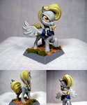 Miniature: Derpy the Mailmare by NPCtendo