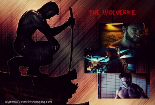 The Wolverine wallpaper by BrandiSwick227