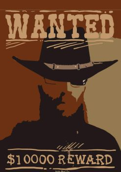 Wanted-2 by JonoBond