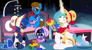Play Date by EvilFrenzy
