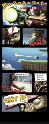 Super Smash Bros comic retry by torokun
