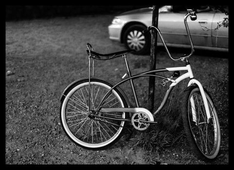Bicycle by Vesperal