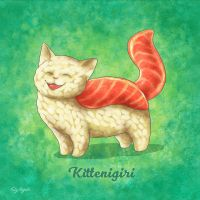Kittenigiri by TrollGirl
