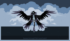 Feathered Witch [CLOSED] by Immonia
