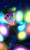 5NightsAtNetty's - Night 3 - Jacksepticeye by ScribbleNetty