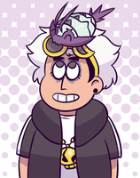 Guzma and Wimpod by matrixdigivolution