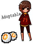 Adoptable[ClOSED] by Poponchis