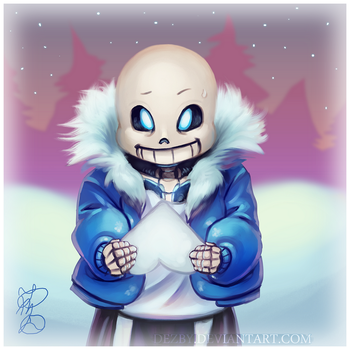 Heart Sans (With Video~From Stream) by Dezby