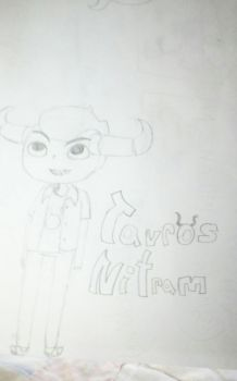 Tavros :D by Lilies05