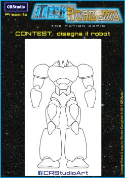 CRStudio's Contest: Robot of MechAcademy by ChristianRagazzoni