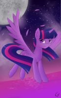 Twilight alights by Laptop-pone
