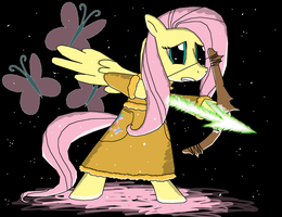 Greater Harmony: Fluttershy by Daaberlicious