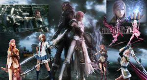 Lightning Final Fantasy XIII-2 by EternalLightEngine