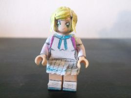 LEGO Pokemon: Sun and Moon Lillie (Z Powered Form) by TommySkywalker11