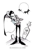 Drac Inktober by Bloodzilla-Billy