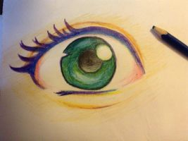 Another eye by Alkalinesubstance
