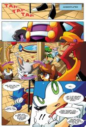 [FANMADE] Sonic Skyline Page 03 by Tale-Dude