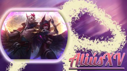 League Of Legends Rakan and Xayah Wallpaper by GlobalSupport