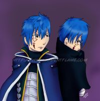Fairy  Tail SS: Jellal/Mystogan by Purplefire40