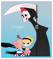 Billy and Mandy by vSock