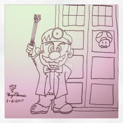 Doctor DrMario by Whooogo