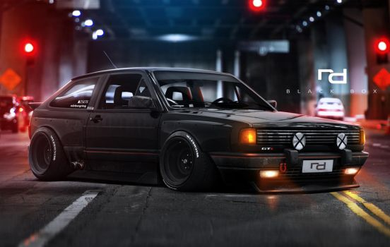 Gol Gti - Black Box by Rob3rT----Design